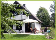 Our quiet house in the sauerland